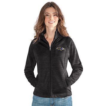 Women's Baltimore Ravens Space-Dyed Jacket