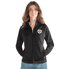 Women's Pittsburgh Steelers Space-Dyed Jacket