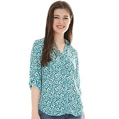 9d5a0af3006 Juniors Long Sleeve Tops, Clothing | Kohl's