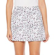 Women's Grand Slam Golf Performance Geo Print Skort