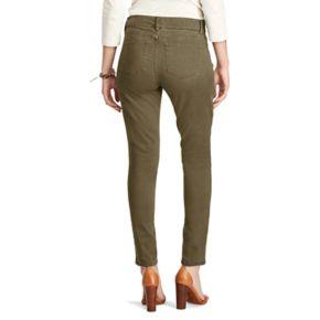 Women's Chaps Midrise 4-Way Stretch Pants