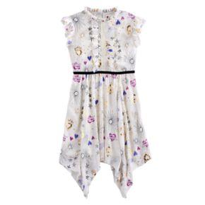 Disney Girls 7-16 D-signed Descendents 2 Chiffon Dress
