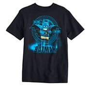 Boys 8-20 Batman Blueprint Tee
