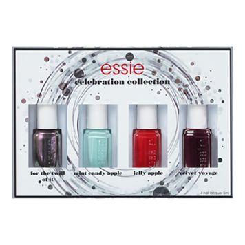 essie 4-pc. Nail Color National Nail Polish Set