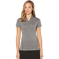 Women's Grand Slam Golf Performance Short Sleeve Polo