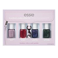 essie 4 pc Rebecca Minkoff Nail Polish Set