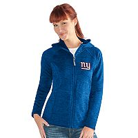 Women's New York Giants Space-Dyed Hooded Jacket