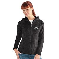 Women's Philadelphia Eagles Space-Dyed Hooded Jacket