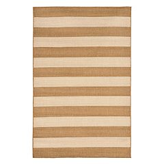 Liora Manne Tulum Striped Indoor Outdoor Rug
