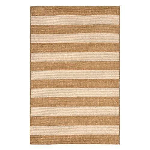 Liora Manne Tulum Striped Indoor Outdoor Rug