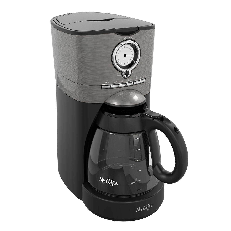 Mr. Coffee .