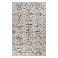 KAS Rugs Farmhouse Boho Geometric Indoor Outdoor Rug