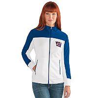Women's New York Giants Track Jacket