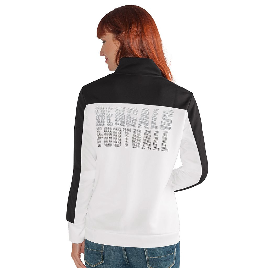 Women's Cincinnati Bengals Track Jacket