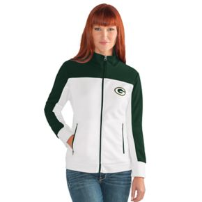 Women's Green Bay Packers Track Jacket