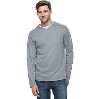 Men's Method Classic-Fit Interlock Mock-Layer Tee