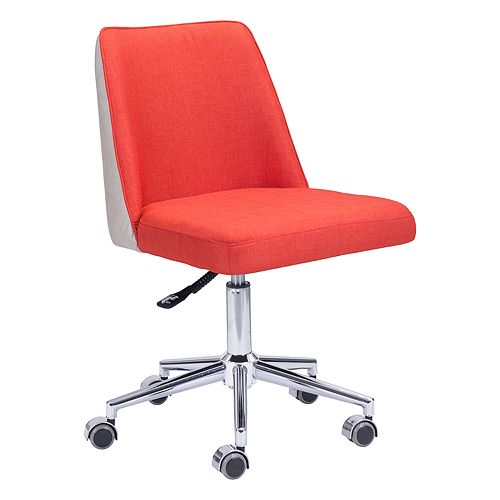 Zuo Modern Season Retro Adjustable Desk Chair
