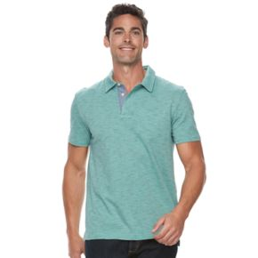 Men's SONOMA Goods for Life? Classic-Fit Striped Pocket Polo