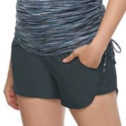 Maternity a:glow Fully Belly Panel Running Shorts