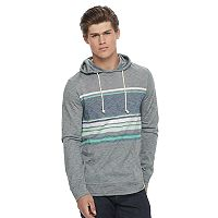 Men's Urban Pipeline Striped Hoodie