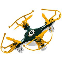 Green Bay Packers Micro Quadcopter Drone