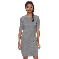 Women's Suite 7 Jacquard Shift Dress
