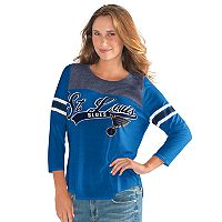 Women's St. Louis Blues Goal Tee