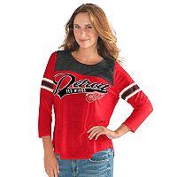 Women's Detroit Red Wings Goal Tee