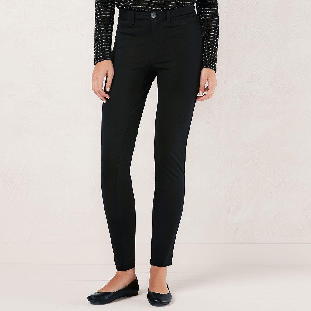 Women's LC Lauren Conrad Knit Pants