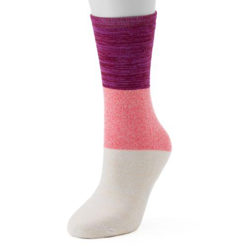 "Women's Pink Cookie ""I Love My Cat"" Socks"