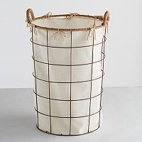 Soho Market Nantucket Clothes Hamper