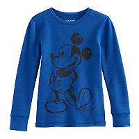 Disney's Mickey Mouse Boys 4-7x Thermal Top by Jumping Beans®