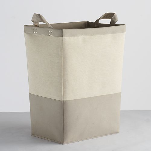 Soho Market Serenity Clothes Hamper
