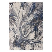 KAS Rugs Illusions Watercolors Abstract Rug