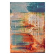 KAS Rugs Illusions Luminous Abstract Rug