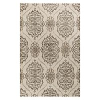 KAS Rugs Madison Sutton Medallion Shag Rug