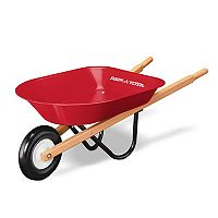 Radio Flyer Kids' Wheelbarrow