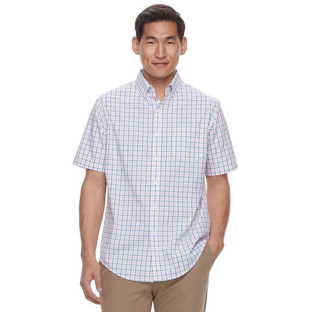 Men's Croft & Barrow® Classic-Fit Easy-Care Button-Down Shirt