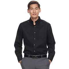 Men's Croft & Barrow® Classic-Fit Easy-Care Button-Down Shirt