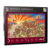 Arizona Cardinals Find Joe Journeyman Search Puzzle