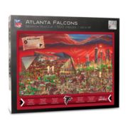 Atlanta Falcons Find Joe Journeyman Search Puzzle