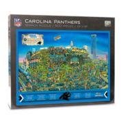 Carolina Panthers Find Joe Journeyman Search Puzzle
