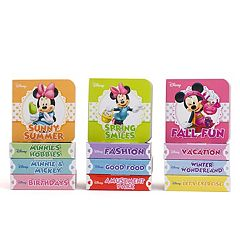 Disney's Minnie Mouse My First Library Book Set