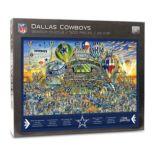 Dallas Cowboys Find Joe Journeyman Search Puzzle