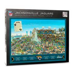 Jacksonville Jaguars Find Joe Journeyman Search Puzzle