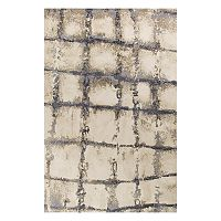 KAS Rugs Madison Dimensions Lattice Shag Rug