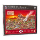 Kansas City Chiefs Find Joe Journeyman Search Puzzle