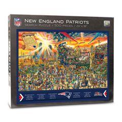 New EnglandPatriots Find Joe Journeyman Search Puzzle