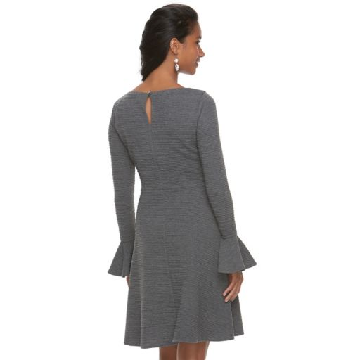 Women's Suite 7 Bell Sleeve Dress