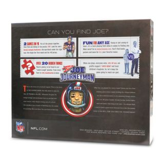 New Orleans Saints Find Joe Journeyman Search Puzzle